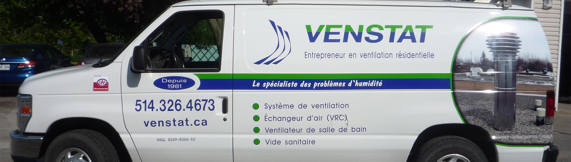 Ventilation résidentielle