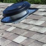 ventilation entre toit